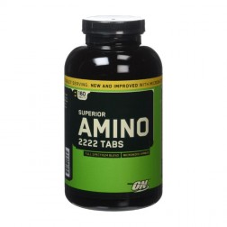 Optimum Nutrition Amino 2222 160 таблетки (80 дози)