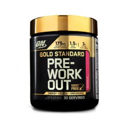 Optimum Nutrition Gold Standard Pre-Workout 300 гр. (30 дози)
