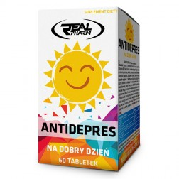 Real Pharm Antidepres 60 таблетки (60 дози)