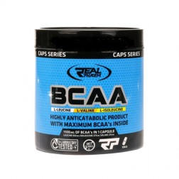 Real Pharm BCAA 150 капсули (30 дози)