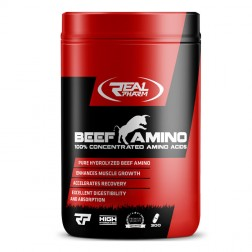 Real Pharm Beef Amino 300 таблетки (150 дози)