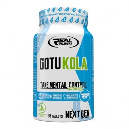 Real Pharm Gotu Kola / Готу Кола 400 мг. 90 таблетки