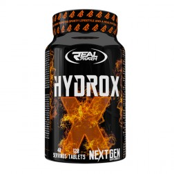 Real Pharm HYDROX 120 таблетки (40 дози)