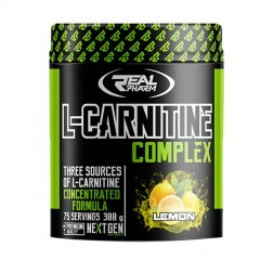 Real Pharm L-Carnitine Complex 300 гр. (75 дози)