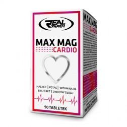 Real Pharm MAX MAG CARDIO 90 таблетки (45 дози)