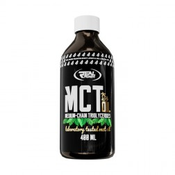 Real Pharm MCT OIL 400 мл. (26 дози)