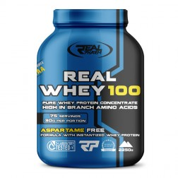 Real Pharm Real Whey 100 2250 гр. (75 дози)