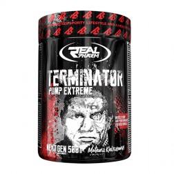 Real Pharm TERMINATOR PUMP EXTREME 500 гр. (41 дози)
