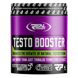 Real Pharm Testo Booster 180 капсули (30 дози)