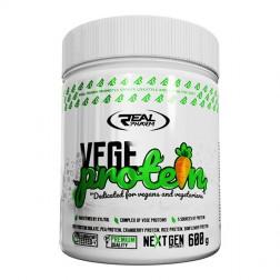 Real Pharm VEGE Protein 600 g / Вегетариански протеин 600 гр. (20 дози)