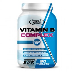 Real Pharm Vitamin B Complex 90 таблетки (90 дози)