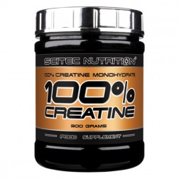 Scitec Nutrition 100% Creatine 300 гр