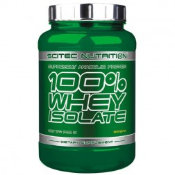 Scitec Nutrition 100% Whey Isolate 700 гр. (28 дози)
