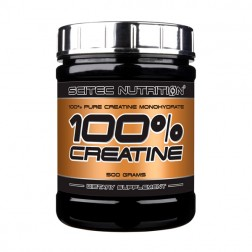 Scitec Nutrition 100% Creatine 500 гр