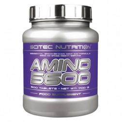 Scitec Nutrition Amino 5600 500 таблетки (125 дози)