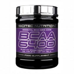 Scitec Nutrition BCAA 6400 125 таблетки