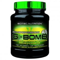 Scitec Nutrition G-Bomb 2.0 308 гр. (22 дози)
