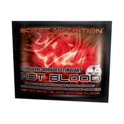 Scitec Nutrition HOT BLOOD 3.0 20 гр. пакет (НОВА ФОРМУЛА)