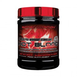 Scitec Nutrition HOT BLOOD 3.0 300 гр. (НОВА ФОРМУЛА)