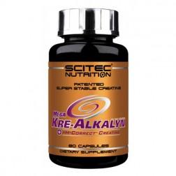 Scitec Nutrition Mega Kre-Alkalyn 80 капсули