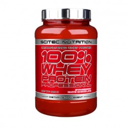 Scitec Nutrition 100% Whey Protein Professional 920 гр. (30 дози)