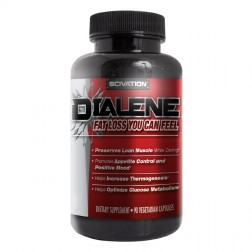 Scivation Dialene 90 вегетариански капсули (45 дози)