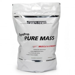 SynТech Nutrition SynPro Pure Mass 5 кг. (40 дози)