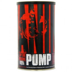 Universal Nutrition Animal Pump 30 пакета