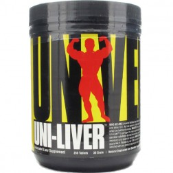 Universal Nutrition Uni-Liver 250 таблетки
