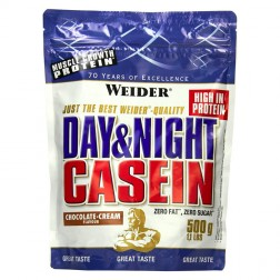 Weider Day & Night Casein 500 гр.