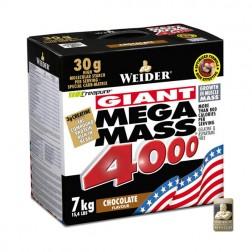 Weider Mega Mass 4000 7 кг.