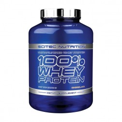 Scitec Nutrition 100% Whey Protein 2350 гр (78 дози)
