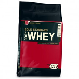 Optimum Nutrition Gold Standard 100% Whey 4.535 кг.